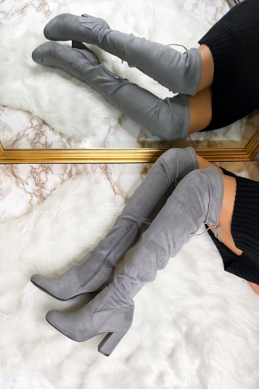 Woman Boot´s Grey / Ref : G343