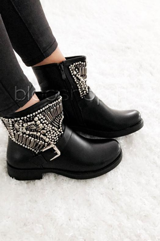 Low Boot´s Perles / Réf : RBS9