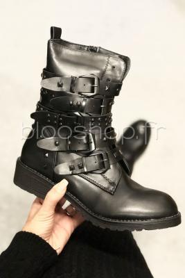 Boot's Clous Noirs / Réf : CZ862