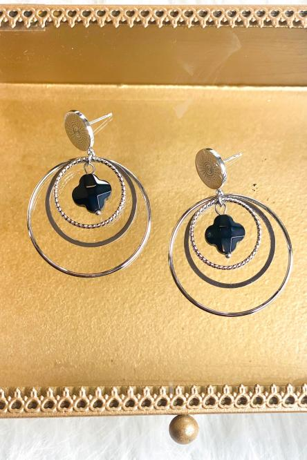 Woman Earring Silver