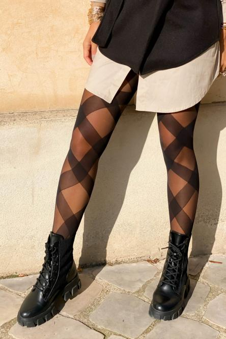 Woman Tights Black