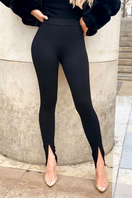 Woman Leggings Black