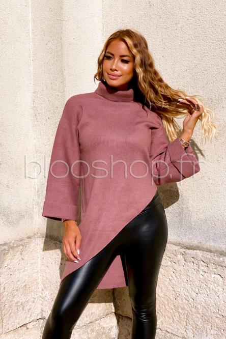 Woman Pullover Pepe Rosa