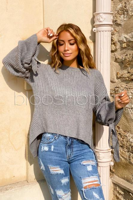 Woman Pullover Grey