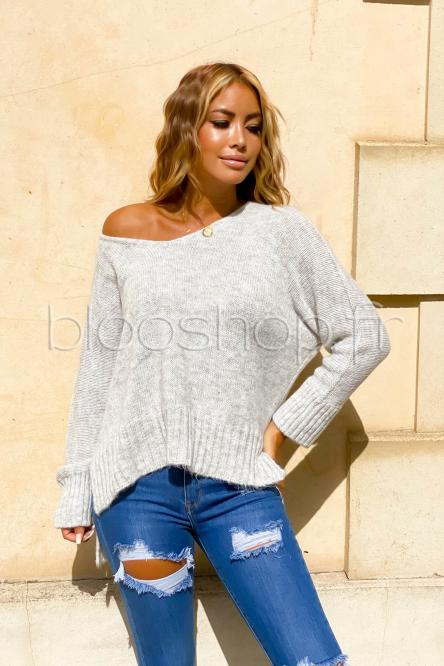 Woman Pullover Beige