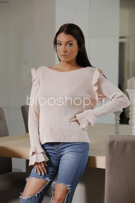 Pull Froufrou / Réf : 17164