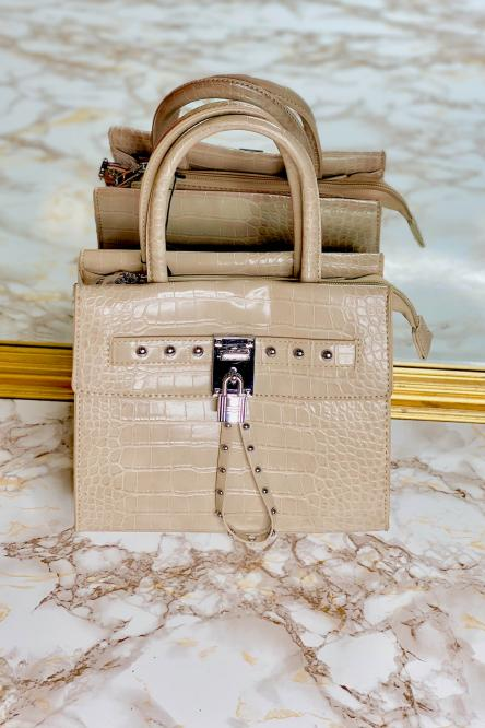 Woman Bag Beige