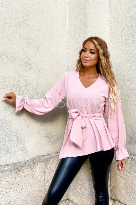 Woman Top Pink